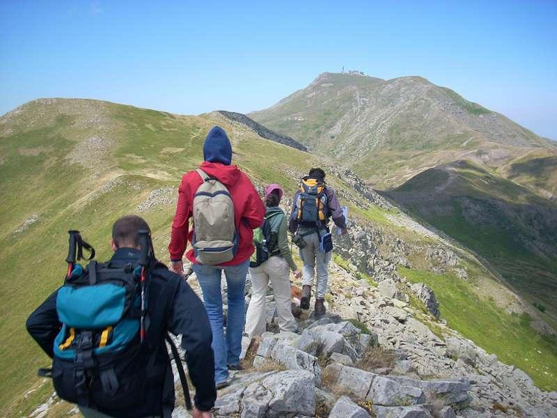 Trekking sul crinale-2