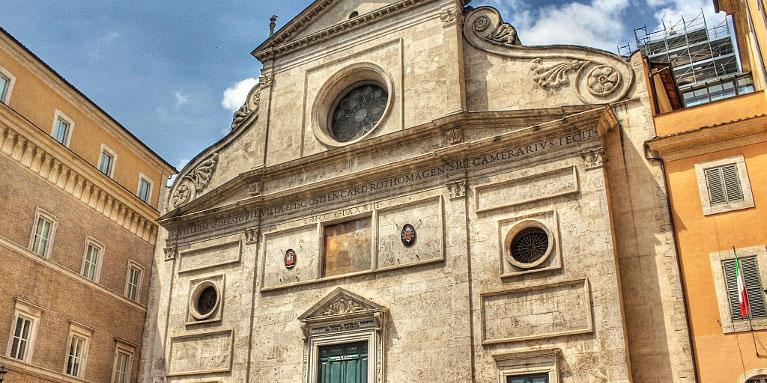 Церковь Сант'Агостино
