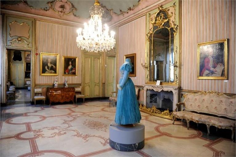 Палаццо-Морандо: костюм, мода, образ