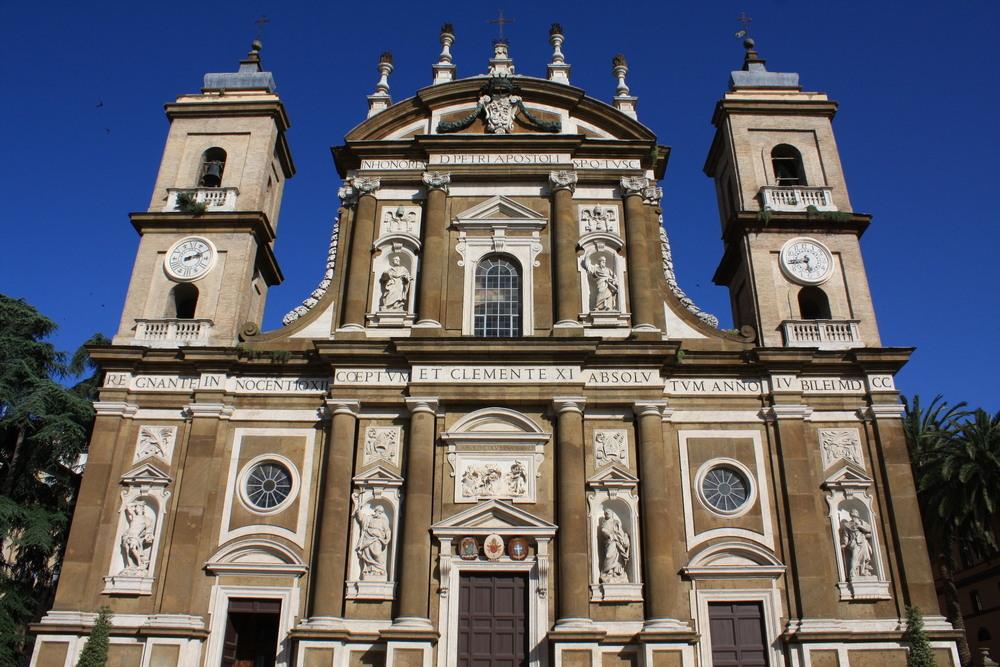 Кафедральный собор Фраскати / Фото: Shutterstock.com