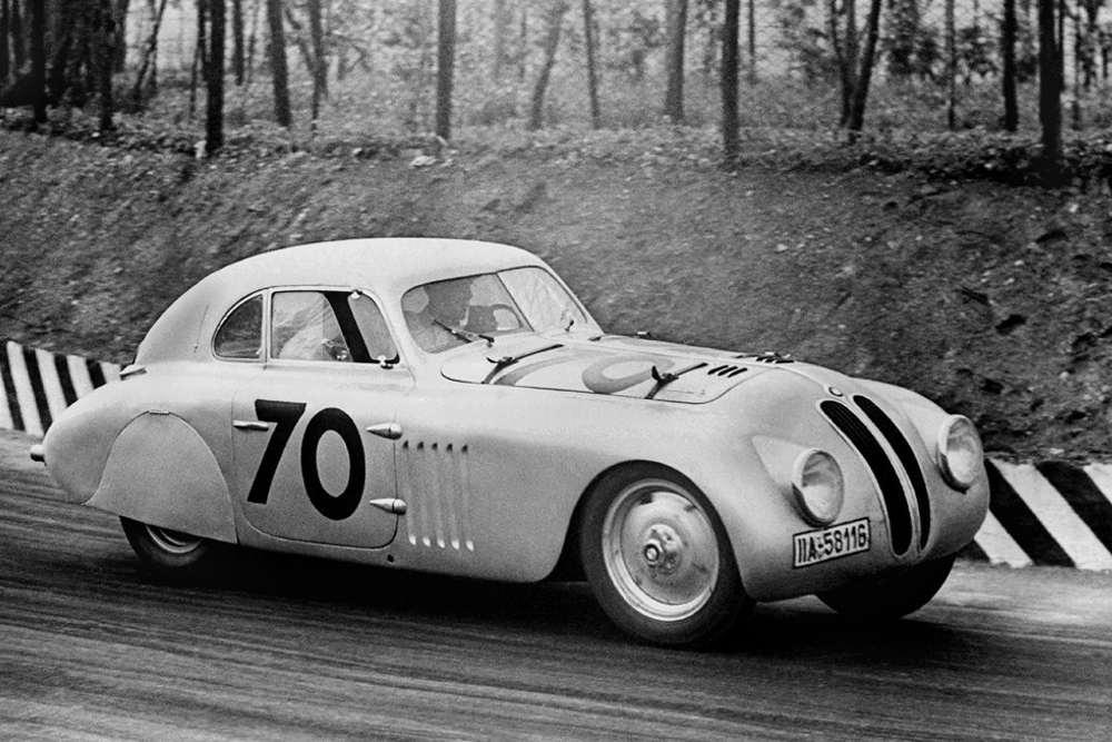 BMW 328, 1938