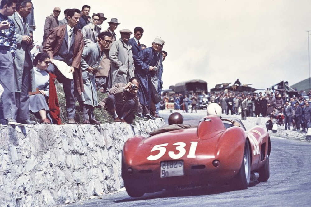 Ferrari 335 Sport, 1957
