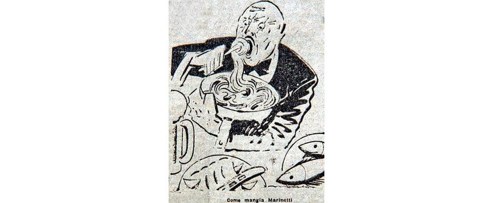 Contro-la-pastasciutta-come-mangia-marinetti