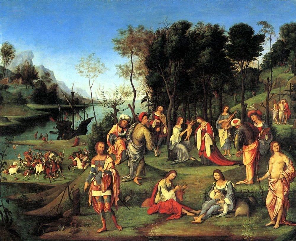 Mantegna?