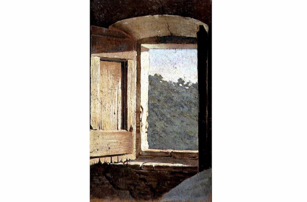 Джузеппе Аббати. Окно