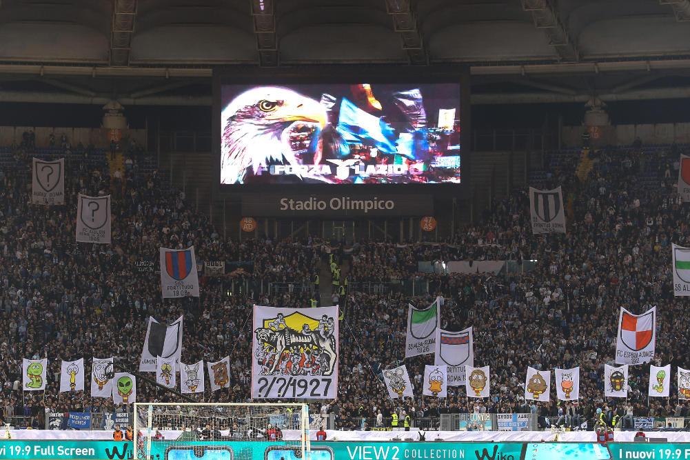 «Стадио Олимпико» в Риме