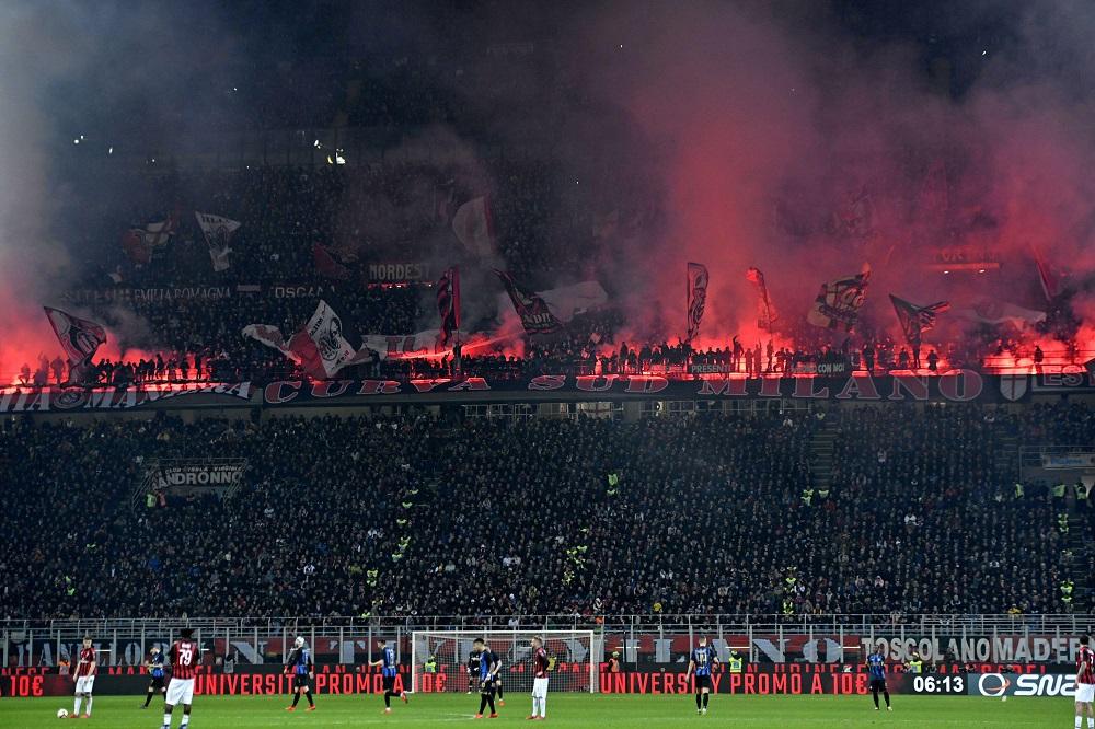 «Сан-Сиро» в Милане