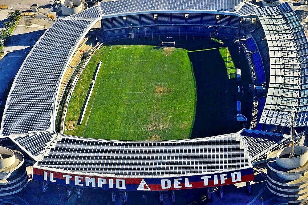 Стадион «Ривьера-делле-Пальме» в Сан-Бенедетто-дель-Тронто